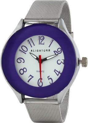Aligatorr ALI0049 Analog Watch  - For Girls, Couple