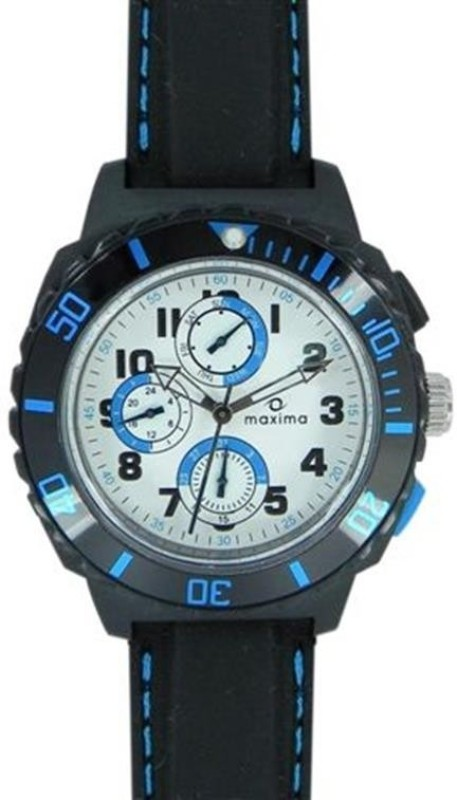 Maxima 30764PPGN Hybrid Analog Watch For Men