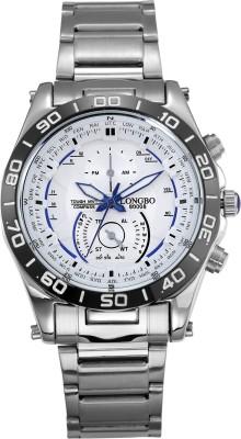 Longbo HLBLK216542 Saffron Analog Watch  - For Men