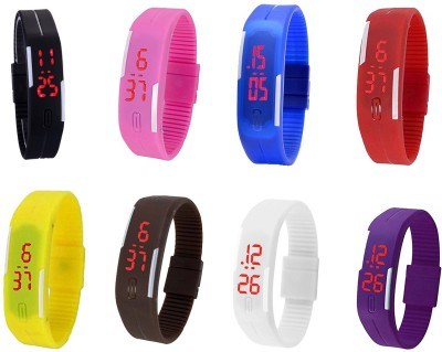 Fashion Hikes FH2564 Digital Watch  - For Boys, Men, Girls, Women, Couple