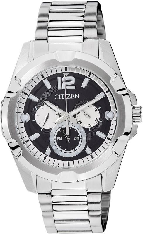 Citizen AG8330 51E Steel Analog Watch For Men