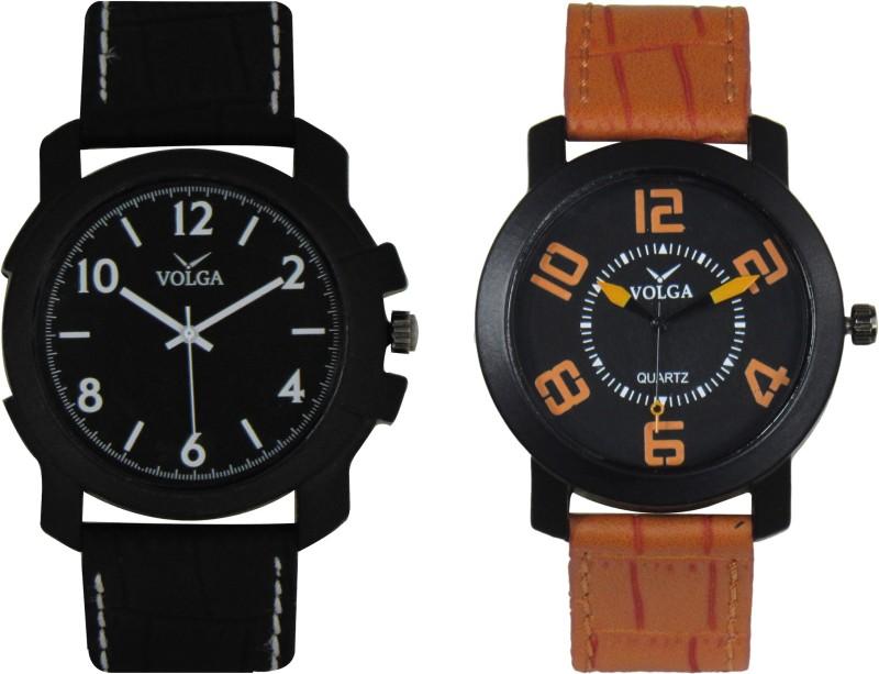 VOLGA Branded Leather Quality Designer Dial Diwali WATEN6XKYGUY2DPG