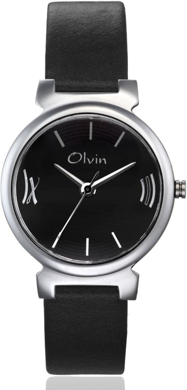 Olvin 16122 SL03 16112 SL Analog Watch For Women