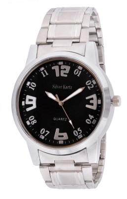 Silver Kartz WTM-022 Analog-Digital Watch  - For Boys, Men