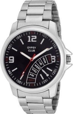Gypsy Club GC-110A Latest design Analog Watch  - For Men, Boys