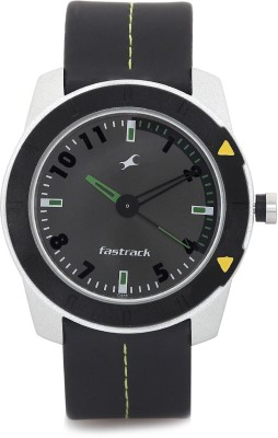 Fastrack NE3015AL02 Essentials Analog Watch - For Men