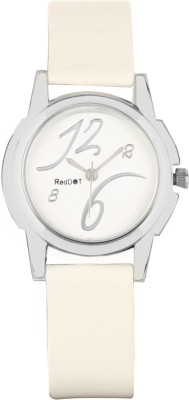 Red Dot RD-R Analog Watch  - For Women