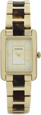 Fossil ES3330 ES series Analog Watch  - For Women