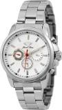 Jewel Time JT-LR005-WHT-CH Analog Watch ...