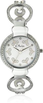 Olvin OY1684SM01 Analog Watch  - For Women