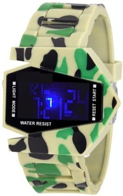 Users Non Metal 3D_Army Digital Watch  - For Boys