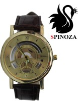 SPINOZA S04P032 Analog Watch For Men