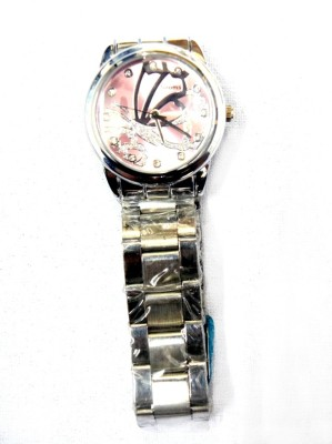 freelook pink steel Analog Watch  - For Girls, Women
