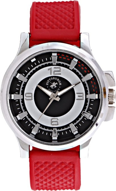 Pittsburgh Polo Club PBPC 428175 Analog Watch For Men