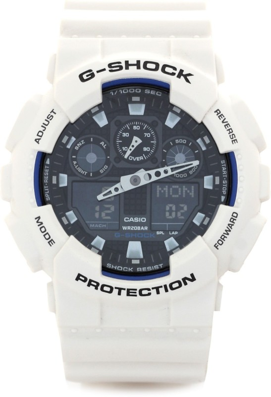 Casio G345 G Shock Analog Digital Watch For Men