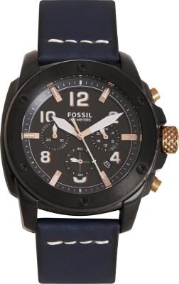 Fossil FS5066 Modern Mac Analog Watch  - For Men
