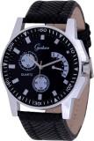 Gesture 5005-BK-1 Modest Analog Watch  -...