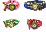 Exit MULTI001 Analog Watch  - For Women