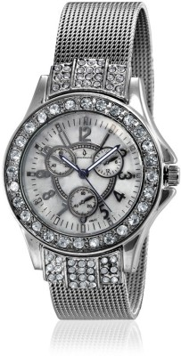 Anno Dominii ADW0000212 Diamond Studded Case Analog Watch  - For Women