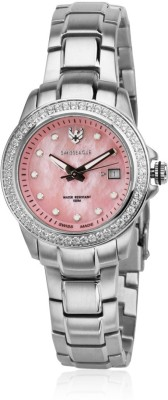 Swiss Eagle SE-6033-33 Special Collection Analog Watch  - For Women