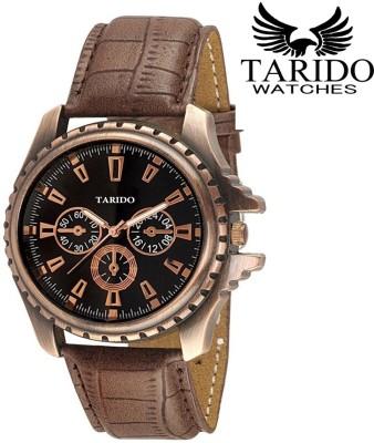 Tarido TD1048KL01 Analog Watch  - For Men, Boys