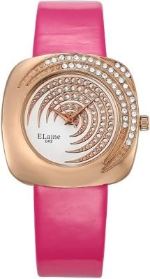 Elaine W1169PW Analog Watch  - For Women