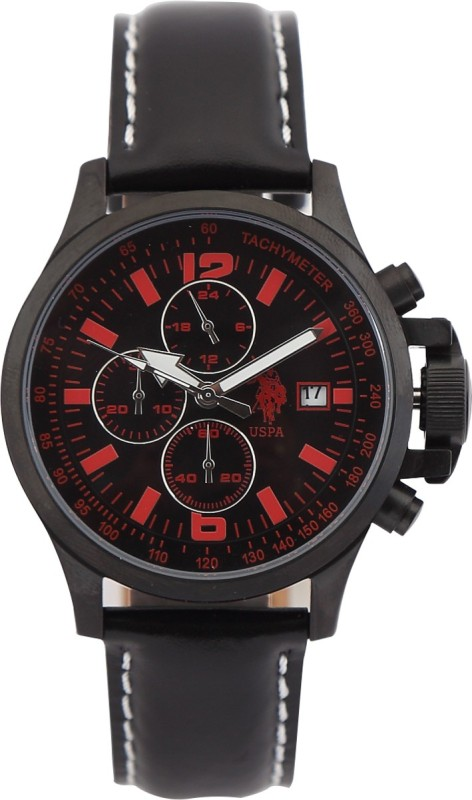 U.S. Polo Assn. USAT0125 Analog Watch  - For Men