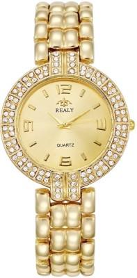 Realy W1187GO Analog Watch  - For Women