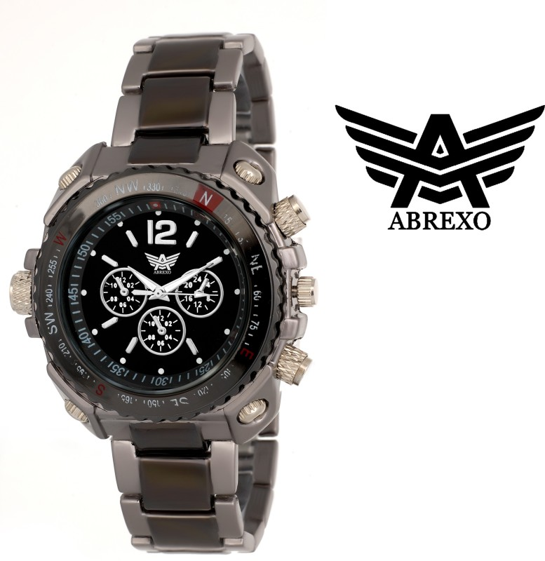 Abrexo Abx 4 button Trendy looks Analog Watch For Men