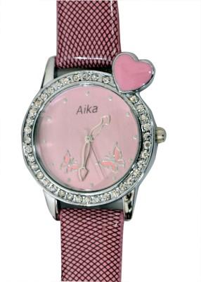 Aika HEART Analog Watch  - For Girls