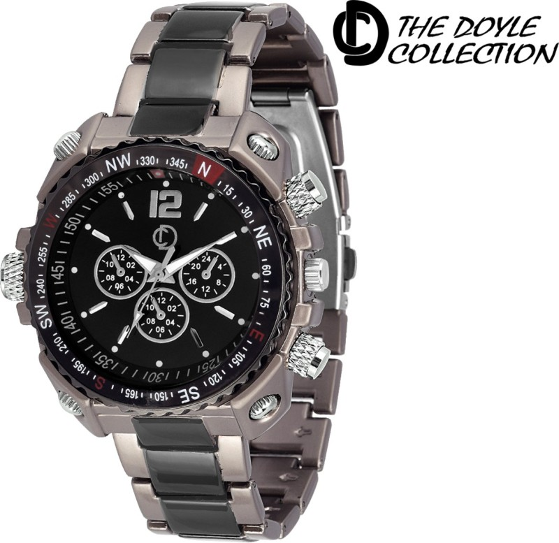 The Doyle Collection DCh0001 DCH Analog Watch For Men