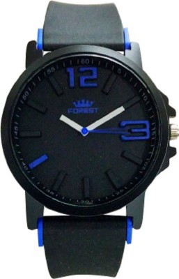 RODEC RD fr m-10 silicone strap blue mens watch Analog Watch  - For Boys, Men