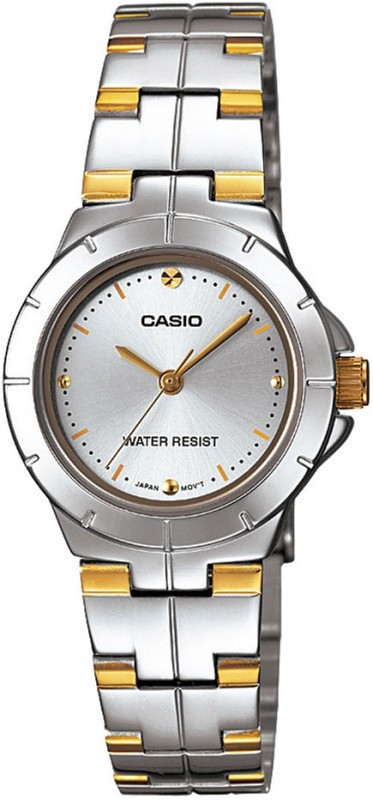 Casio A907 Enticer Ladies Analog Watch For Women