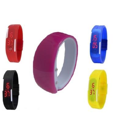MyValueStore MVS_Single Digital_350 Sports LED Digital Watch  - For Girls, Boys, Women, Men
