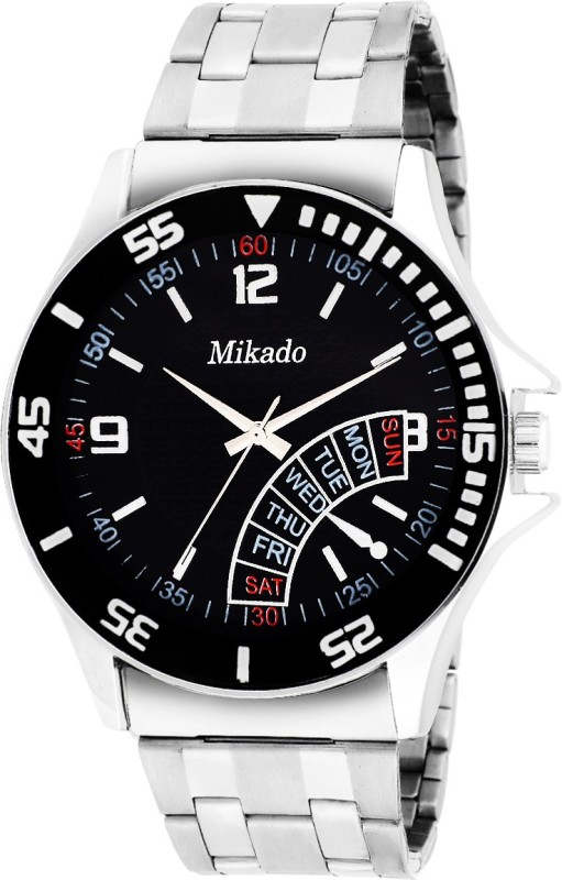 Mikado MG DUMMY day and date Analog Watch For Men