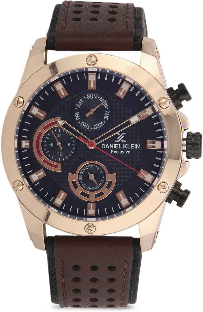 Deals - Delhi - Daniel  Klein & .. <br> Watches International Brands<br> Category - watches<br> Business - Flipkart.com