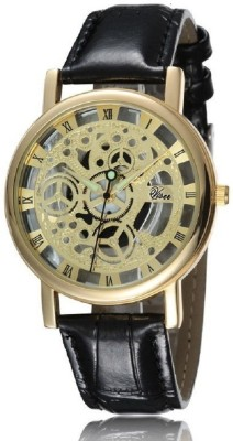 Viser Timewear Non-Mechanical See Through Dial Analog Watch  - For Men