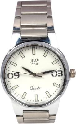 Jiffy International Inc ECO 9010 Jiffy Eco Analog Watch  - For Men