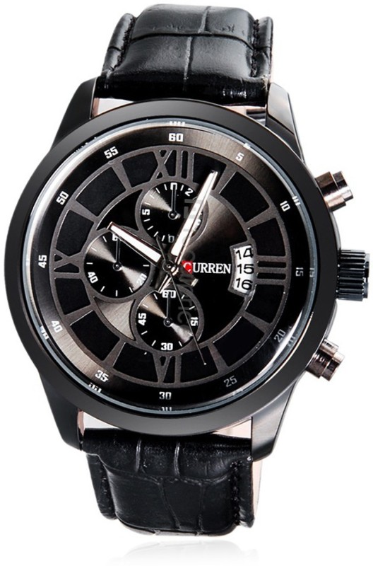 Curren CU34BBB Analog Watch For Men