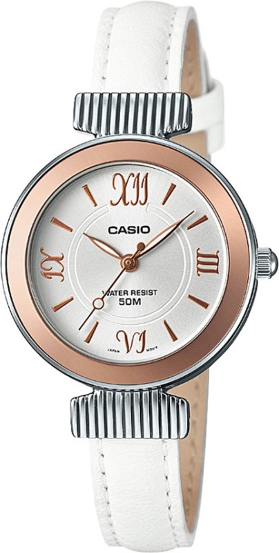 Casio A1140 Enticer Ladys Analog Watch For Women