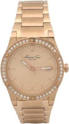 Kenneth Cole 10022786 Analog Watch  - For Women