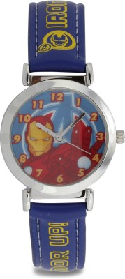 Marvel AW100021 Analog Watch  - For Girls, Boys