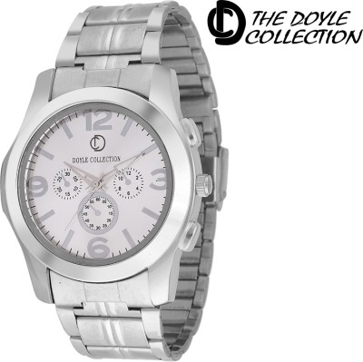 The Doyle Collection FX 031 Dc Analog Watch  - For Men