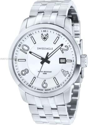 Swiss Eagle SE-9037-22 Analog Watch  - For Men