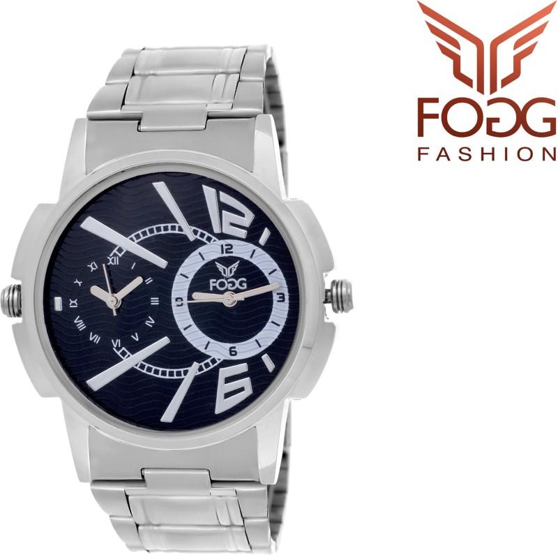 FOGG 12005 BK CK MODISH Analog Watch For Men