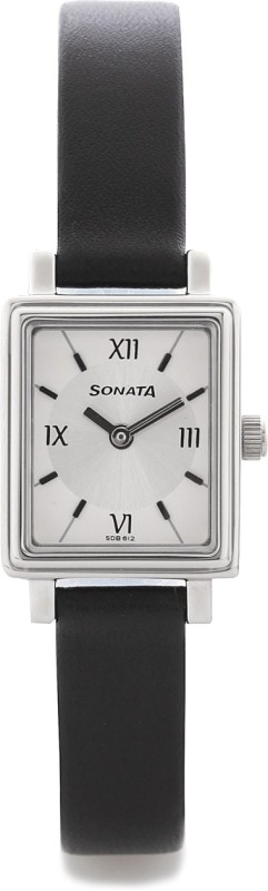 Sonata NF8080SL01C Analog Watch For Women