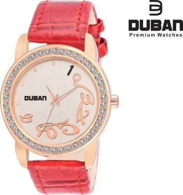 DUBAN WT40 Premium Analog Watch  - For Women