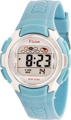 Vizion 8520-8BLUE Cold Light Digital Watch  - For Boys, Girls