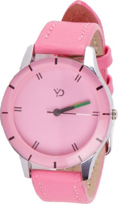 Y And D Trendy 5.04 Analog Watch  - For Girls