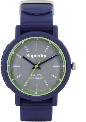Superdry SYG197U Analog Watch  - For Men